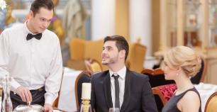 Restauracja – ani śladu po obiedzie