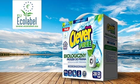 Clever Free with the EU Ecolabel certificate