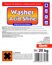 Washer Acid Shine