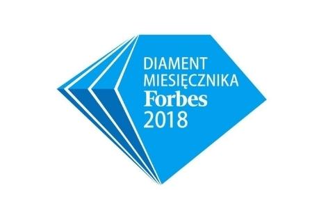 Clovin nagrodzony Diamentem Forbesa 2018
