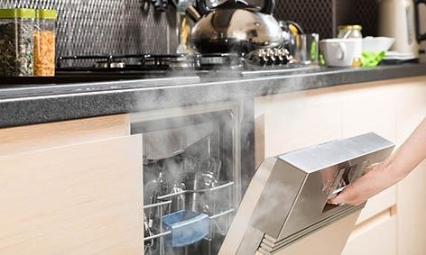 Новый продукт для посудомоечных машин из линии dr.Prakti