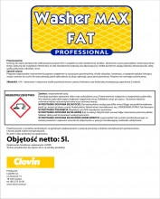 Washer MAX FAT