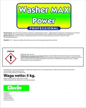 Washer MAX POWER